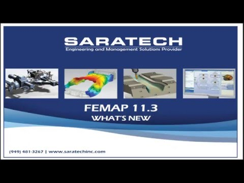 What's New in Femap 11.3