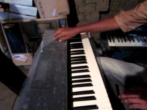 teclado korg i3 mix de cumbias.avi