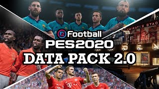 eFootball PES 2020 - Data Pack 2.0
