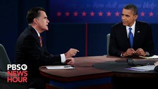 Obama vs. Romney: The third 2012 presidential debate