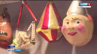 В музее имени Врубеля работает праздничная выставка