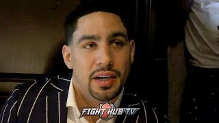 "DANNY GARCIA ON SPENCE VS GARCIA ""MIKEY WASNT JUST STRONG ENOUGH!"""