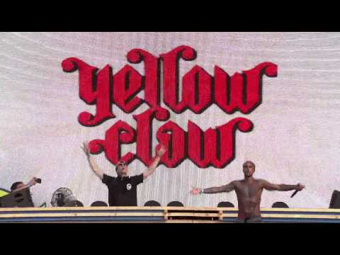 Yellow Claw at Summerfestival 2015