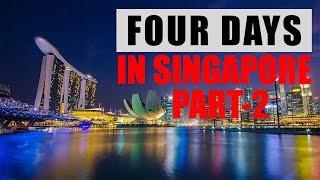 Bangladesh to Singapore Trip 2018 [Part 2] || Exploring ChinaTown
