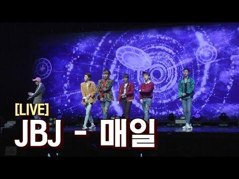 JBJ - Everyday(매일) Live (JBJ TRUE COLORS SHOWCASE)
