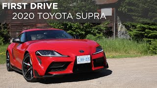 2020 Toyota Supra | First Drive | Driving.ca