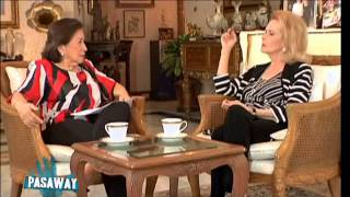 Cristina Ponce Enrile has a list of Senator Juan Ponce Enrile's women   Bawal ang Pasaway