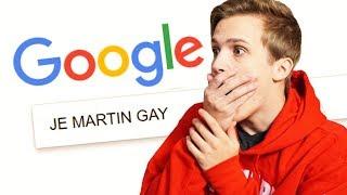 Jmenuje Se Martin - CO O MNĚ VÍ GOOGLE?! | Martin - Zdroj: