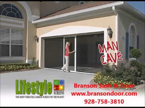 Branson Sash & Door presents Lifestyle Screens