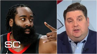 Brian Windhorst explains why the Rockets chose Nets over 76ers for James Harden | SportsCenter