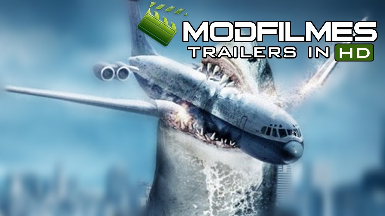 Mega Shark vs. Mecha Shark (2014) Трейлър