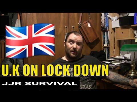 U K On Lockdown
