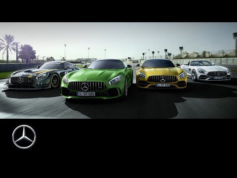 Mercedes-AMG GT: The GT Family at Bilster Berg Pt. 2 | #MBFanFilm