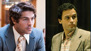 Zac Efron's Chilling Transformation Into Ted Bundy