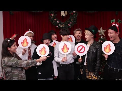 BTS Holiday Hot or Not | Radio Disney