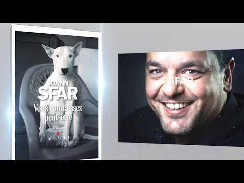 Vidéo de Joann Sfar