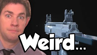 The NEW SMG is Weird... (Call of Duty: Modern Warfare ISO SMG)