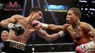 GERVONTA DAVIS VS HUGO RUIZ! (First Round Knockout)