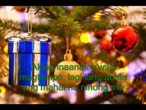 Nasaan Ka Ninong (with lyrics) Christmas Song