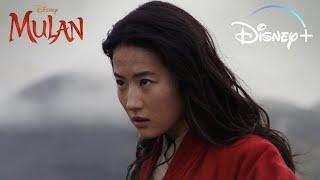 Start Streaming in 5 Days   Mulan   Disney+