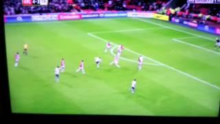 Arsenal 4 - 4 Spurs Lennon Equaliser