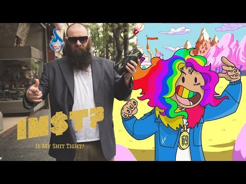 6IX9INE - Billy: STREET REACTIONS in Hollywood