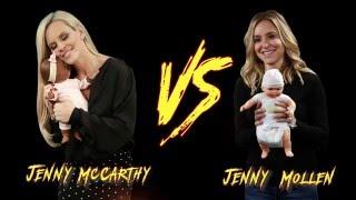 SiriusXM Mommy Wars: Jenny McCarthy vs. Jenny Mollen