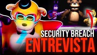 Todo lo NUEVO detrás de FNAF Security Breach   Confirmaciones Oficiales   Entrevista RTX