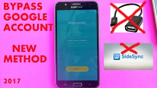june 2019 Bypass Google Account verification FRP for Any samsung  No