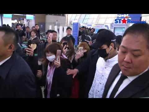 #엑소 #세훈, '홍콩 출국길에 팬들은 조연 출연'