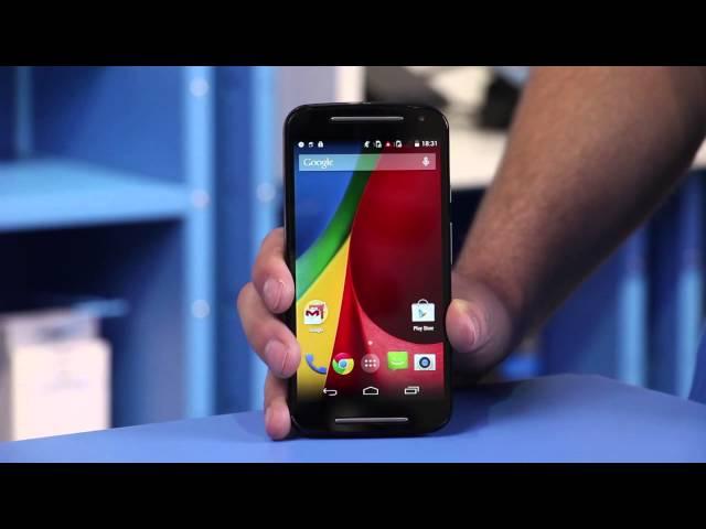 Belsimpel-productvideo voor de Motorola New Moto G