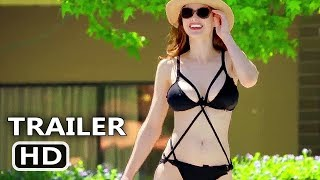 THE LAYOVER Trailer (Comedy, 2017) Alexandra Daddario, Kate Upton