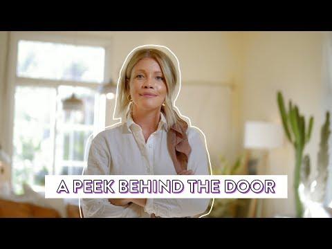 Aleksandra Zee's Handcrafted Home | A Peek Behind the Door