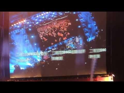 伍佰老師 - 世界第一等 @2013中壢搖滾音樂祭