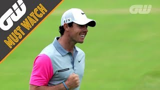Rory McIlroy's rise to the top