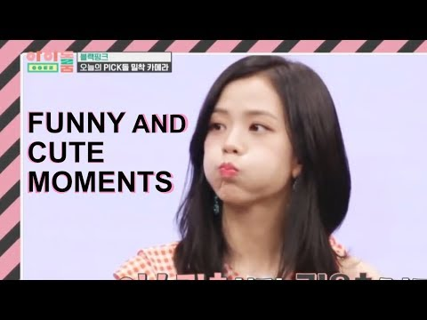 Jisoo Cute and Funny Moments, 4D Personality | BLACKPINK