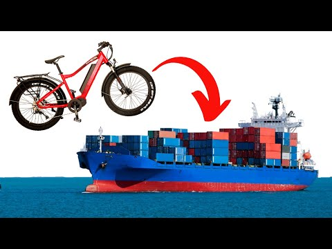What does it REALLY take to get ebikes from China - Explained