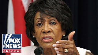 Rep. Maxine Waters holds a House Financial Services Committee event