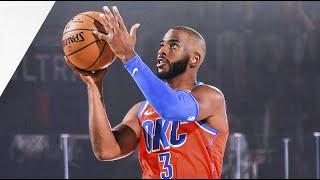 NBA Restart Jazz vs OKC Thunder Full Game Highlights Aug 1, 2020