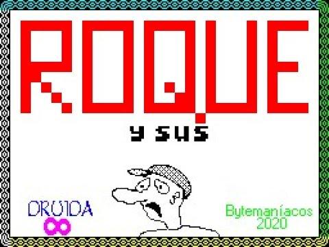 Canal Homebrew: Roque y sus bloques (Druida 8 bits) Spectrum