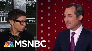 Day 1 Of Hearings: Credible Witnesses Directly Implicate Trump On Ukraine - Day That Was | MSNBC