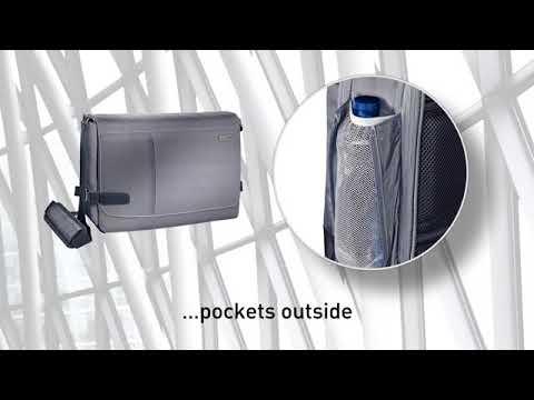 "Leitz Complete 15.6"" Messenger Bag Smart Traveller - EN"