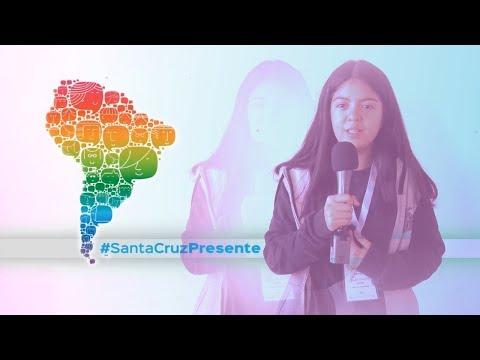 #SantaCruzPresente en el Parlamento Juvenil del Mercosur
