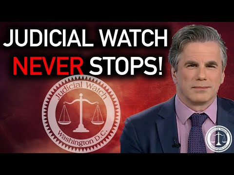 Judicial Watch Will Continue to Hold the Government Accountable No Matter The Election Outcome!