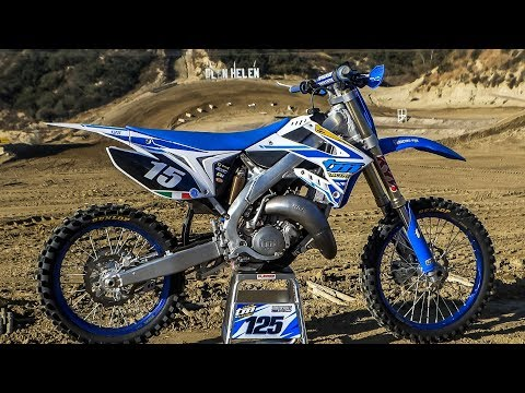 2018 TM 125 2 Stroke RAW - Motocross Action Magazine