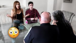 Meeting Molly's Parents for the First Time... (super awkward) | FaZe Rug