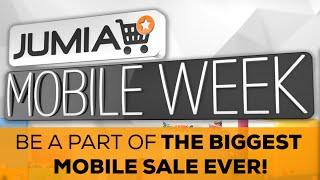 Jumia Mobile Week - أسبوع جوميا للموبايلات -