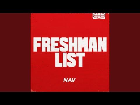 Freshman List