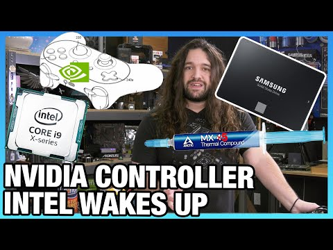 HW News - NVIDIA Roadblocks in Arm Acquisition, Intel Back in Competition, Arctic MX-5 Paste