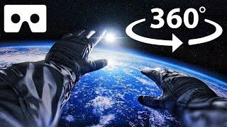360° VR Spacewalk Experience | BBC HOME